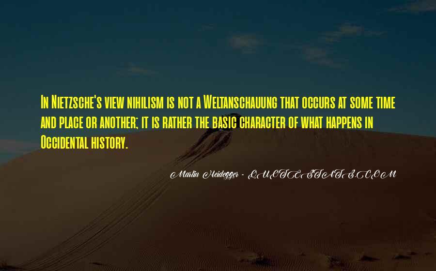 Martin Heidegger Quotes #422601