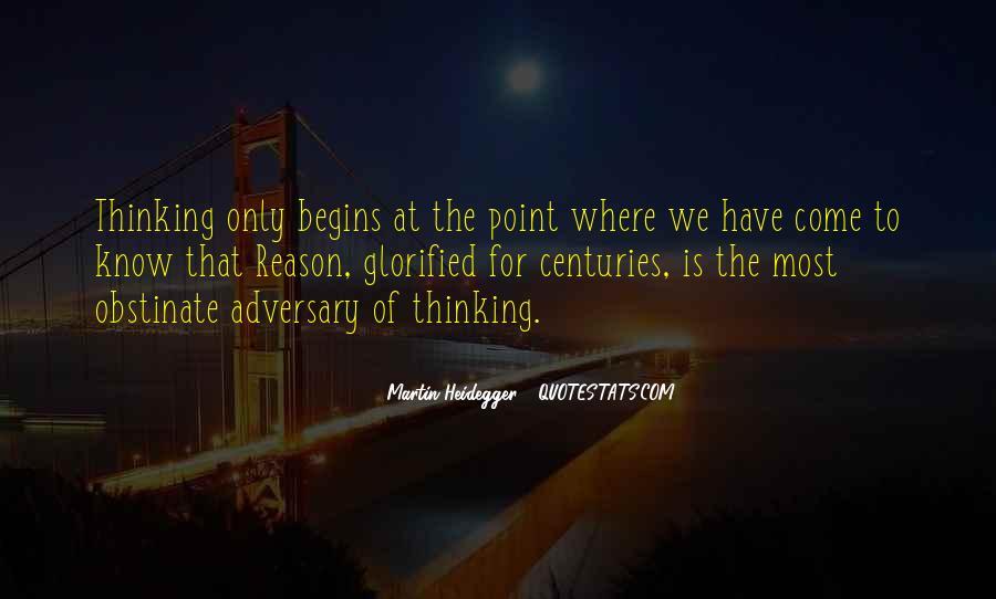 Martin Heidegger Quotes #430357