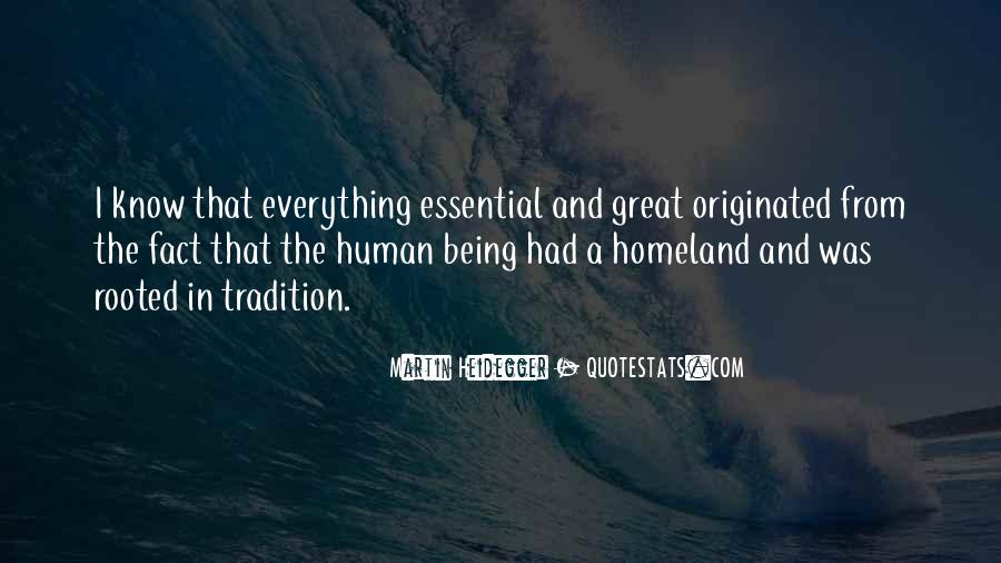 Martin Heidegger Quotes #507322