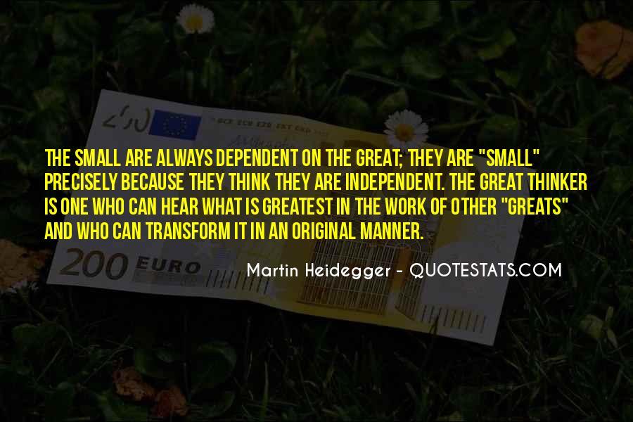 Martin Heidegger Quotes #772515