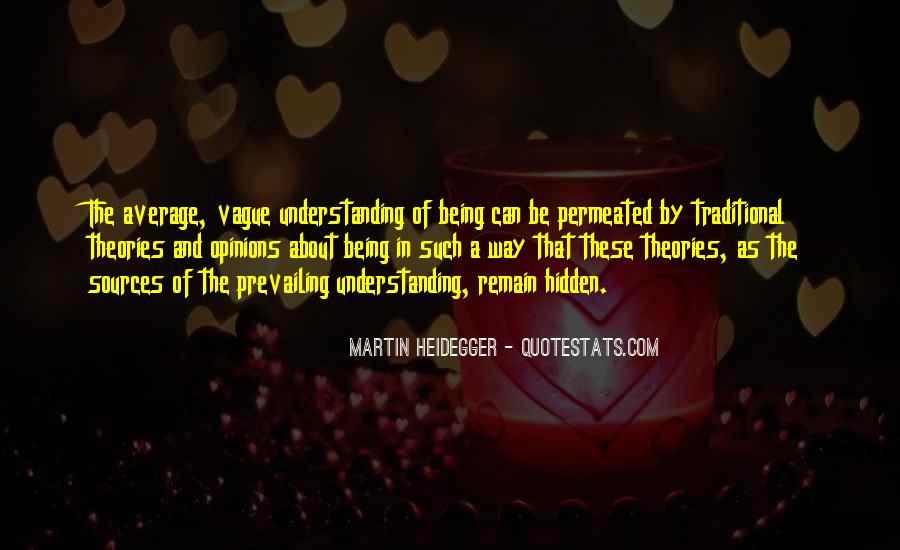 Martin Heidegger Quotes #828545