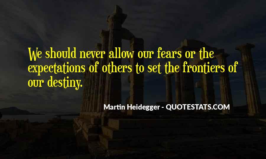 Martin Heidegger Quotes #853693