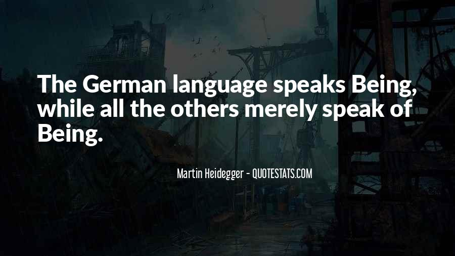 Martin Heidegger Quotes #871334
