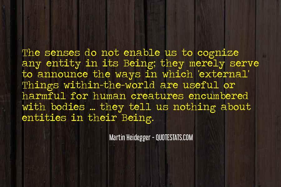 Martin Heidegger Quotes #879625