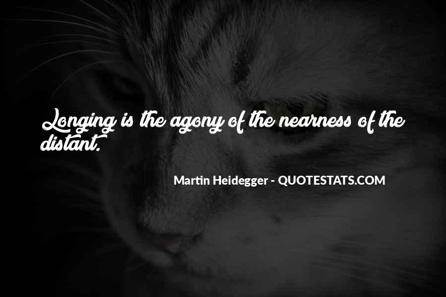 Martin Heidegger Quotes #893882