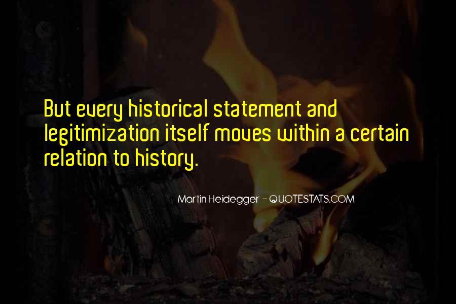 Martin Heidegger Quotes #913451