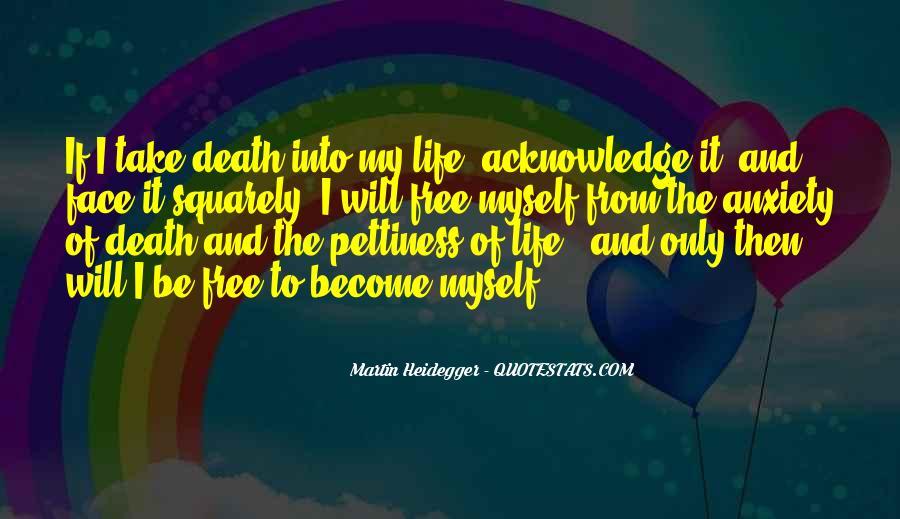 Martin Heidegger Quotes #931749