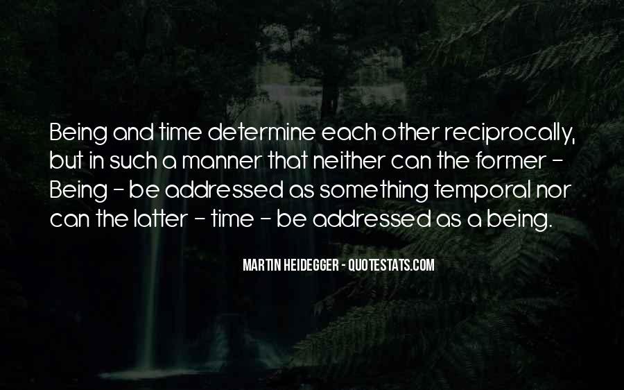 Martin Heidegger Quotes #952756