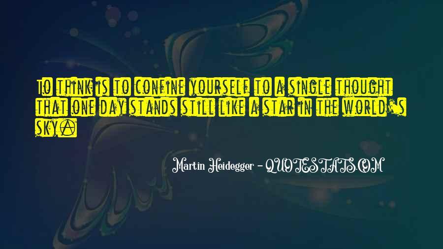 Martin Heidegger Quotes #976931