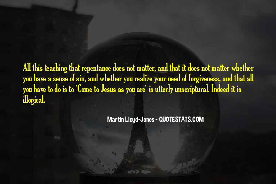 Martin Lloyd-Jones Quotes #423902