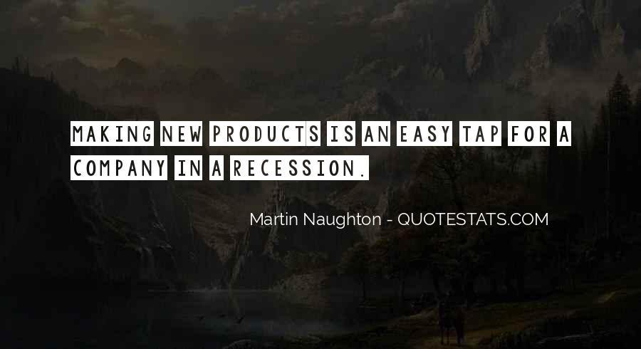 Martin Naughton Quotes #1359334