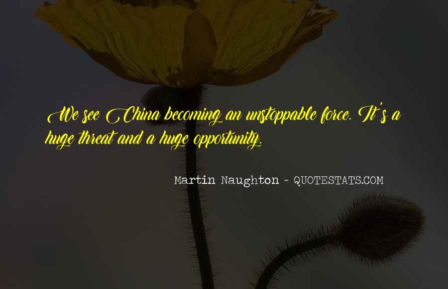 Martin Naughton Quotes #640891
