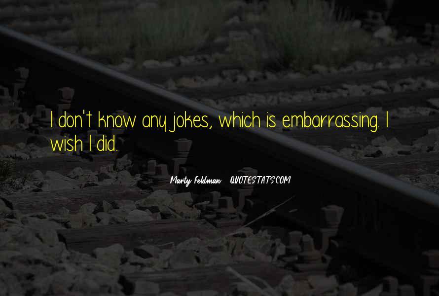 Marty Feldman Quotes #1855808