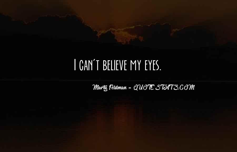 Marty Feldman Quotes #315643