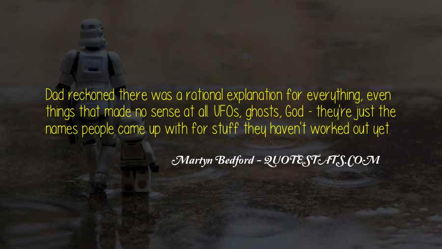Martyn Bedford Quotes #1815406