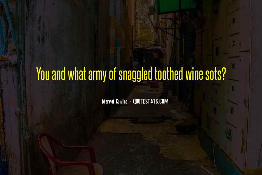 Marvel Comics Quotes #1186352