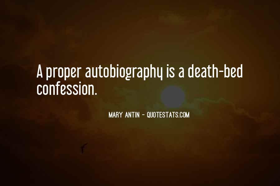 Mary Antin Quotes #1179367