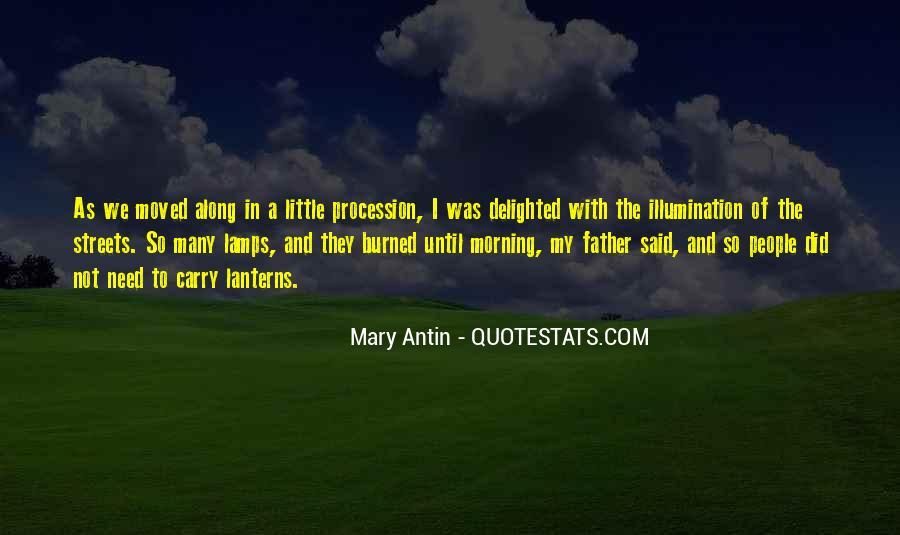 Mary Antin Quotes #1217746