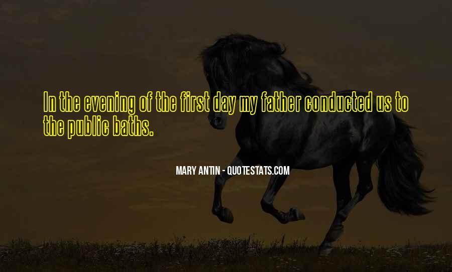 Mary Antin Quotes #1298066