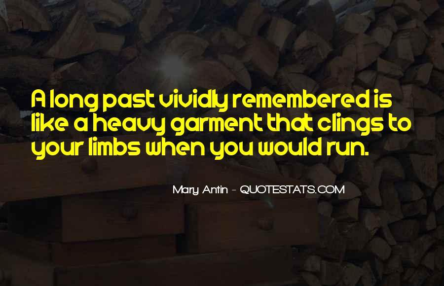 Mary Antin Quotes #1400190