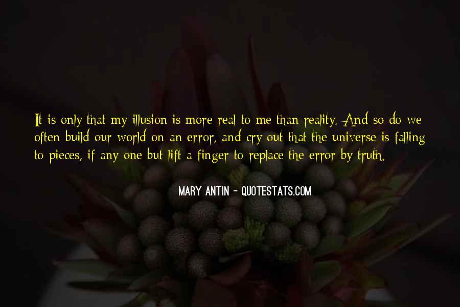 Mary Antin Quotes #1435296