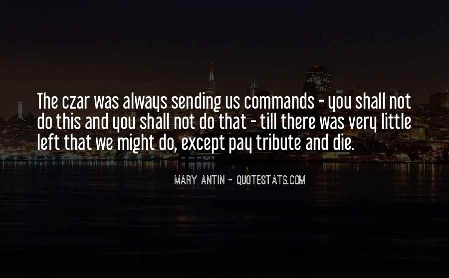 Mary Antin Quotes #1512965