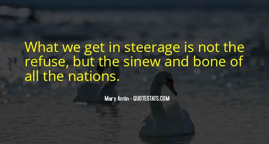 Mary Antin Quotes #1563130