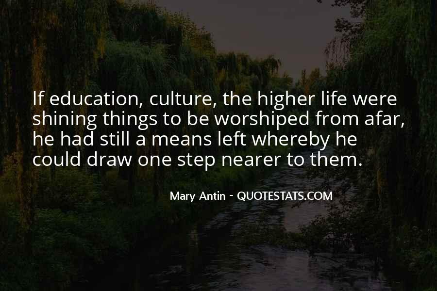 Mary Antin Quotes #252131