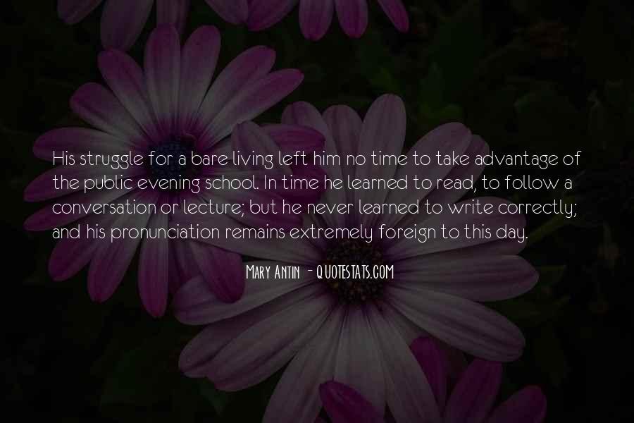 Mary Antin Quotes #479811