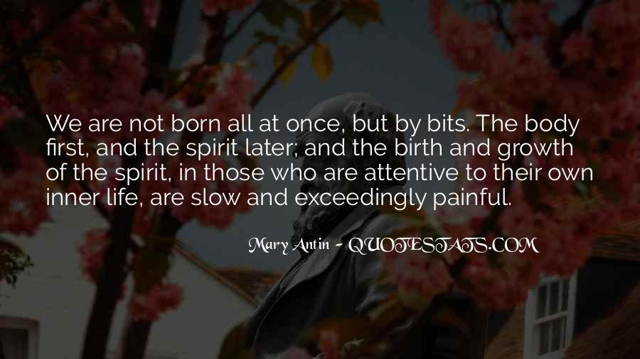 Mary Antin Quotes #972173