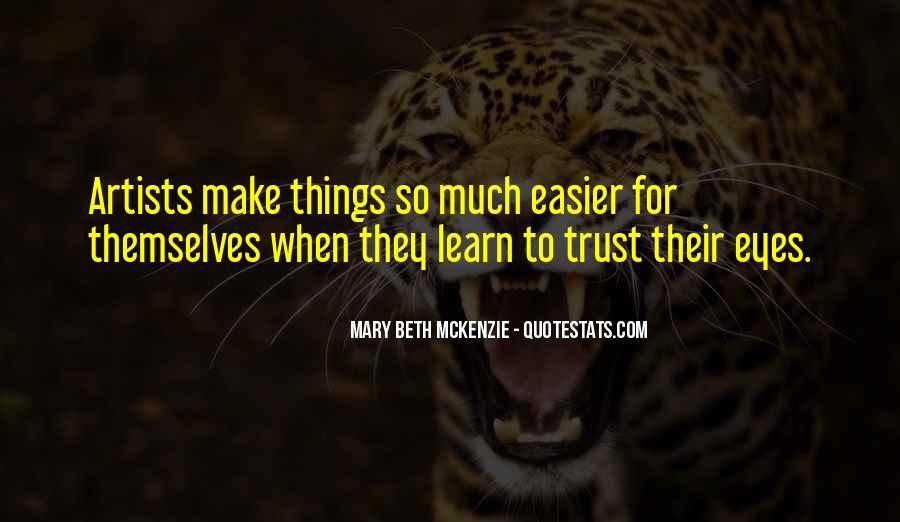 Mary Beth McKenzie Quotes #1517788