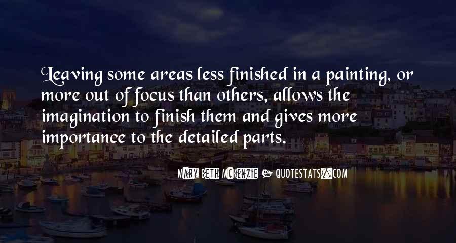 Mary Beth McKenzie Quotes #1702115
