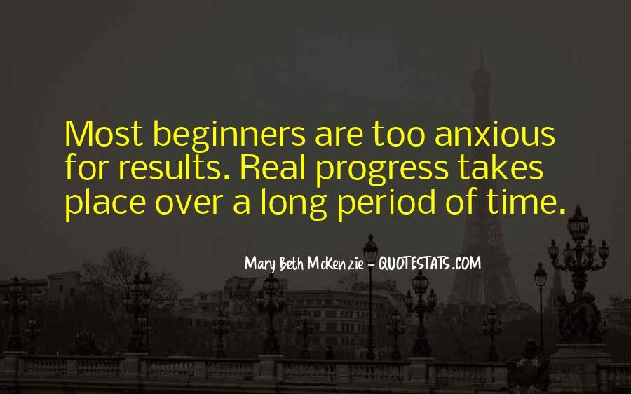 Mary Beth McKenzie Quotes #960296