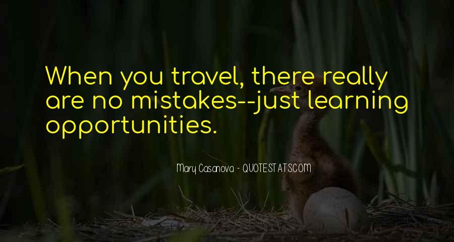 Mary Casanova Quotes #1440607