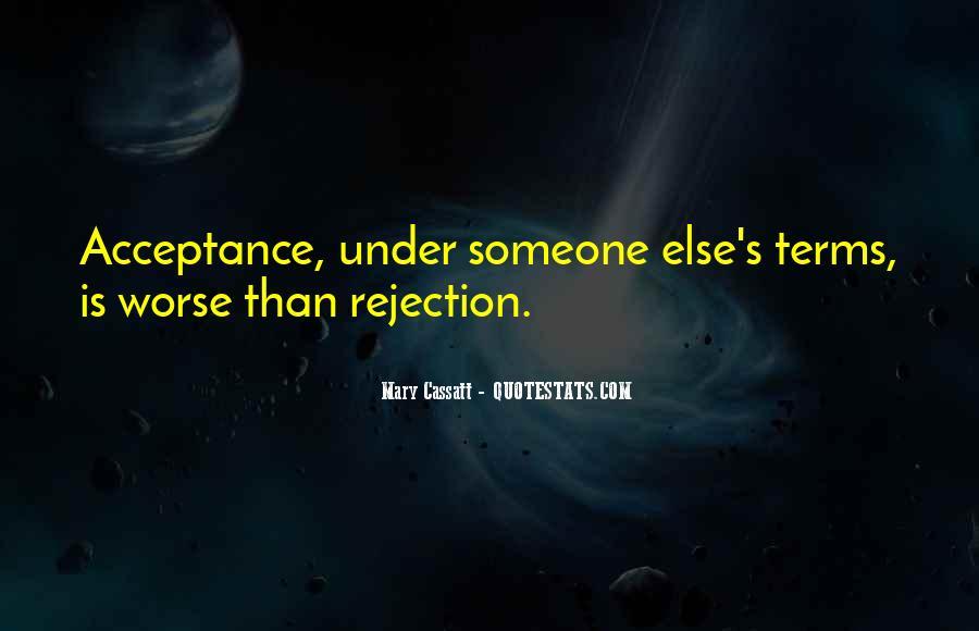 Mary Cassatt Quotes #122165