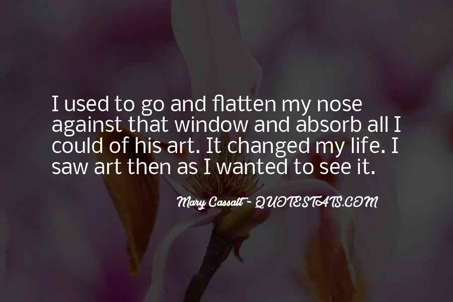 Mary Cassatt Quotes #135686
