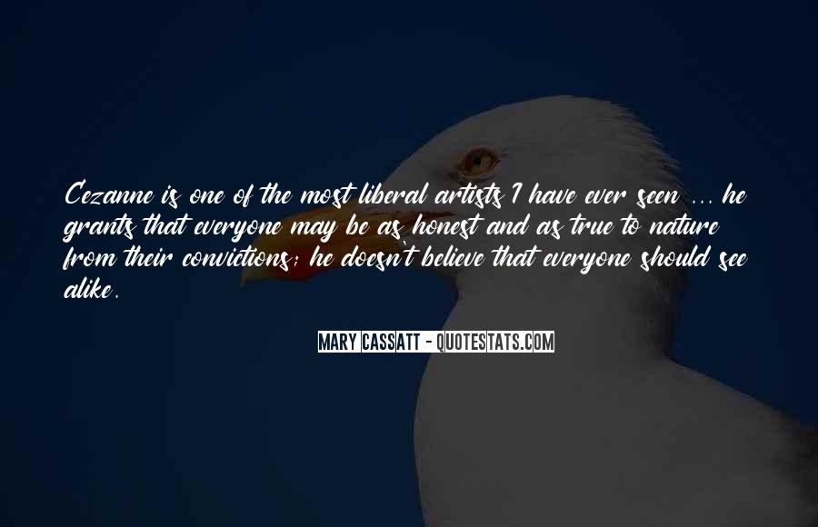 Mary Cassatt Quotes #467528