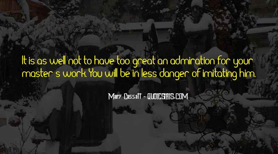 Mary Cassatt Quotes #650911