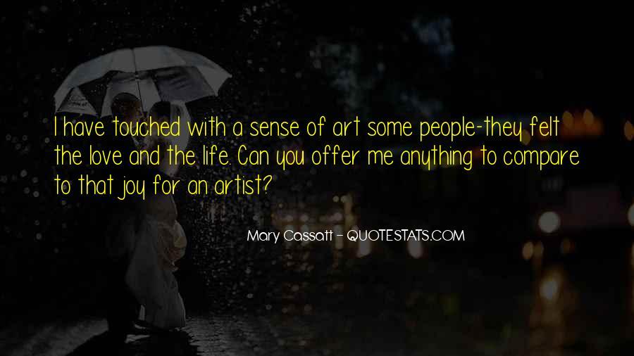 Mary Cassatt Quotes #925755