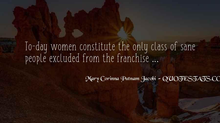 Mary Corinna Putnam Jacobi Quotes #900044