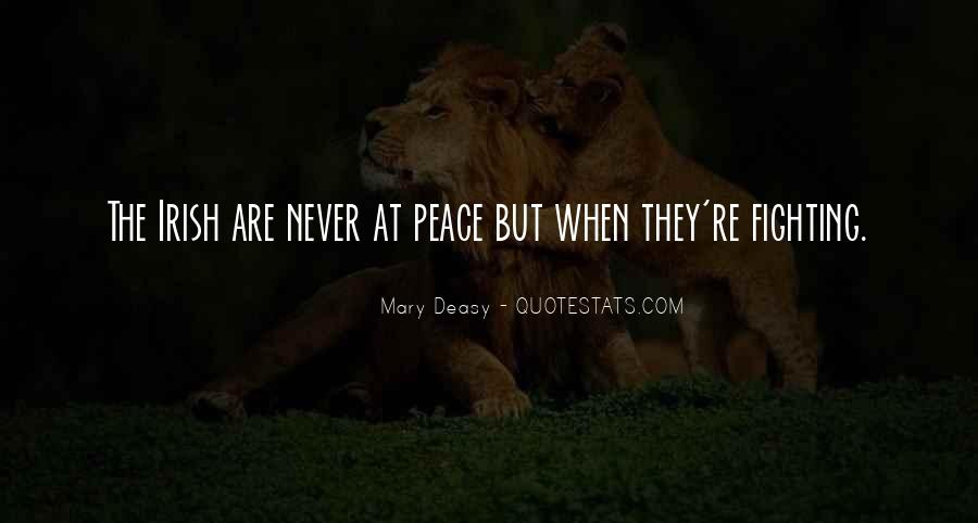 Mary Deasy Quotes #182485