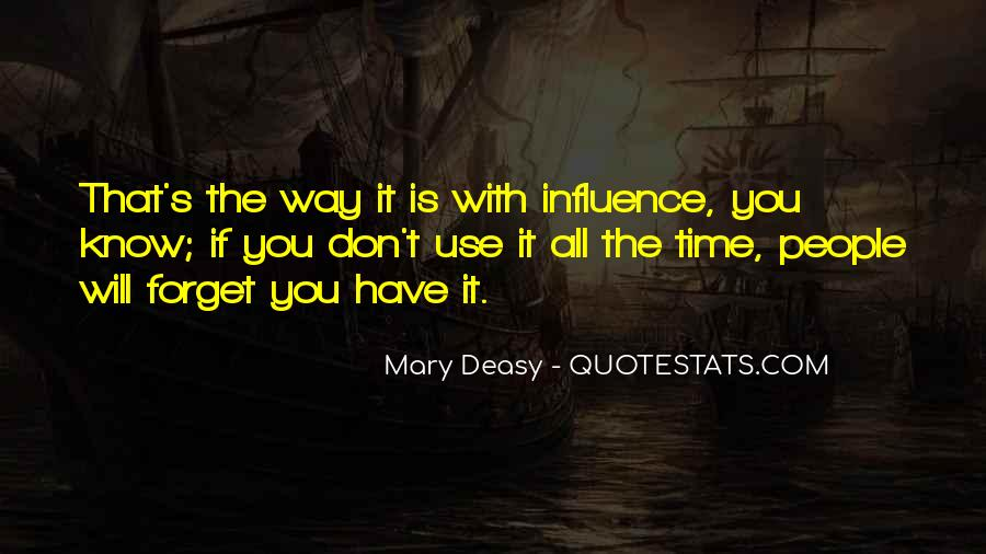 Mary Deasy Quotes #908922