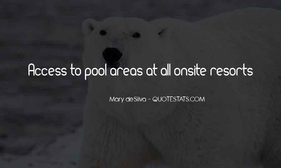 Mary DeSilva Quotes #387564