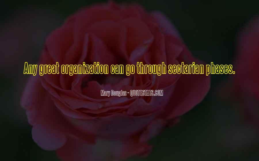 Mary Douglas Quotes #1728510