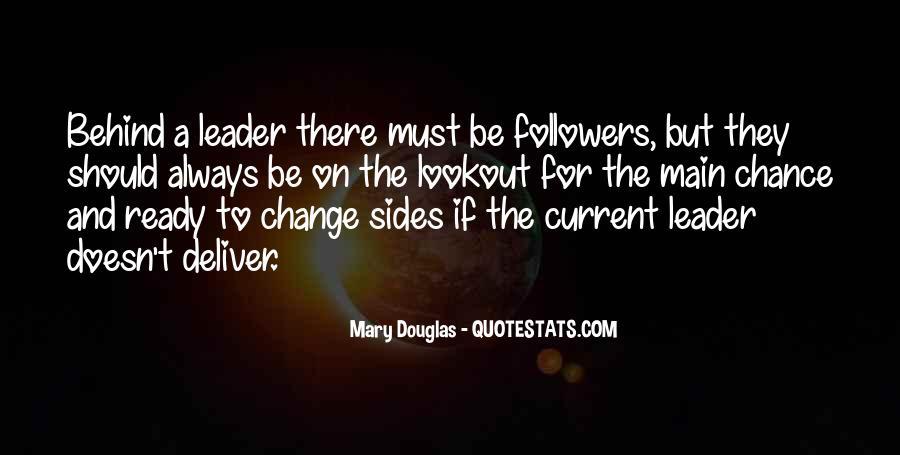 Mary Douglas Quotes #1745067