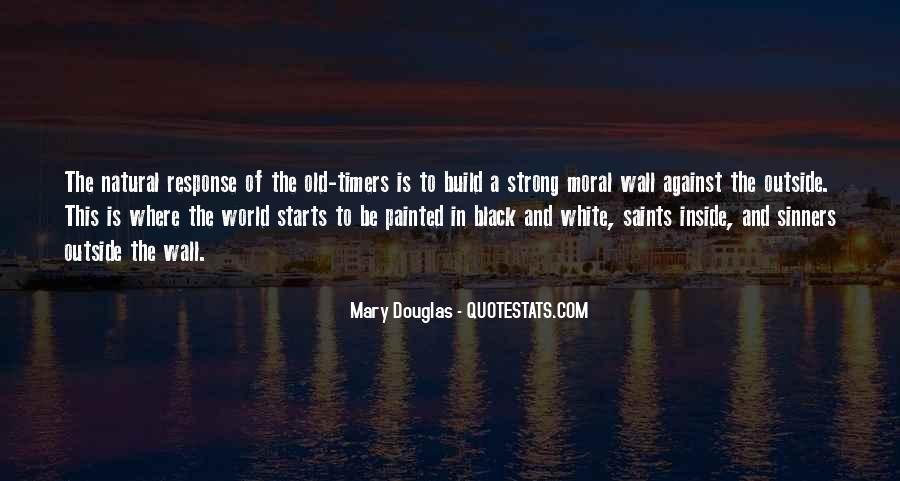Mary Douglas Quotes #1756431
