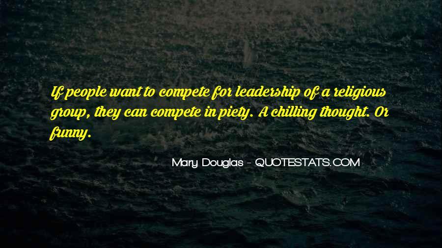 Mary Douglas Quotes #177918