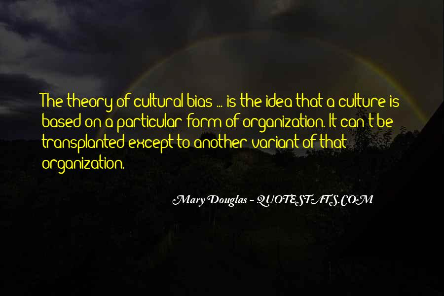Mary Douglas Quotes #490782