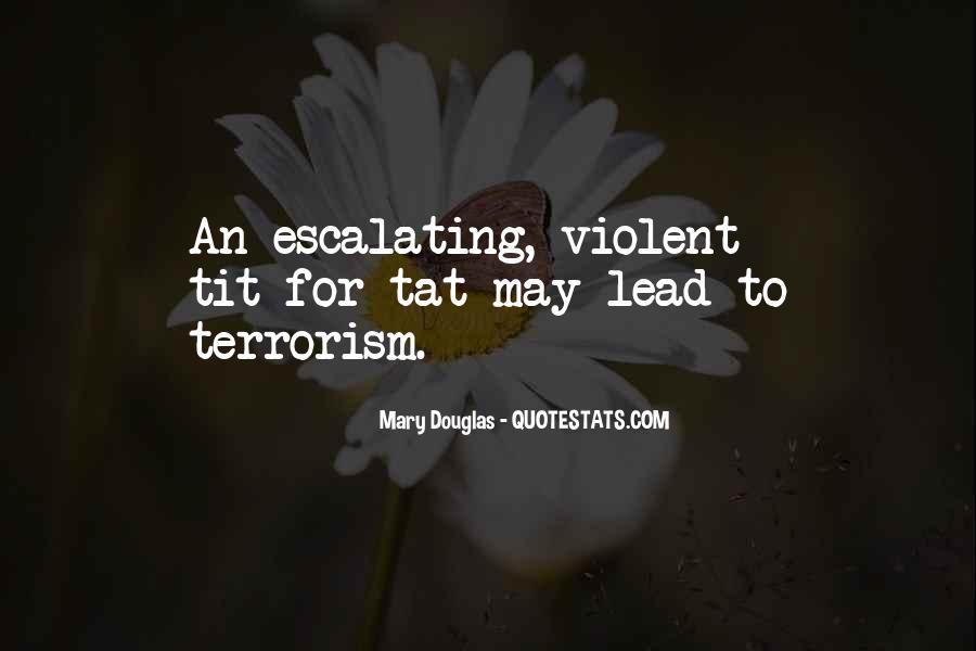 Mary Douglas Quotes #550831