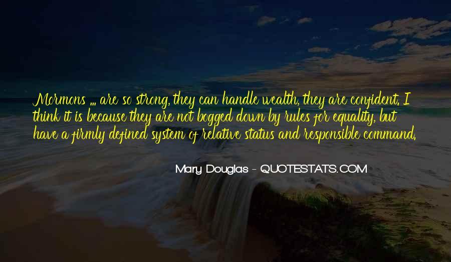 Mary Douglas Quotes #794274